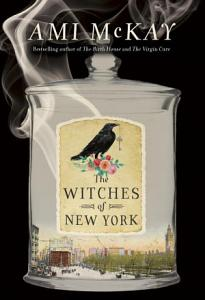 The Witches of New York Book
