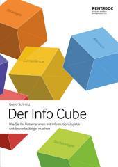 Der Info Cube: Wie Sie ihr Unternehmen mit Informationsmanagement wettbewerbsfähiger machen