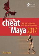 How to Cheat in Maya 2017 PDF