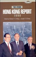 The Other Hong Kong Report PDF