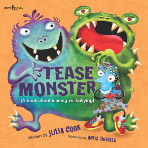 Tease Monster Book
