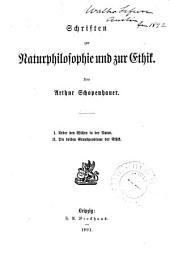 Arthur Schopenhauer's Sämmtliche werke: Band 4