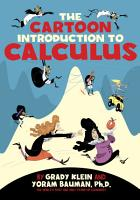 The Cartoon Introduction to Calculus PDF