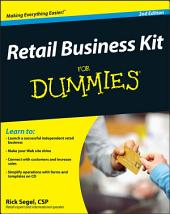 Retail Business Kit For Dummies: Edition 2