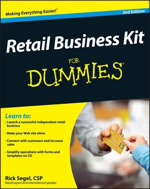 Retail Business Kit For Dummies PDF