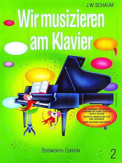 Wir Musizieren Am Klavier Bd 2 PDF