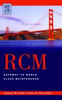 RCM  Gateway to World Class Maintenance PDF