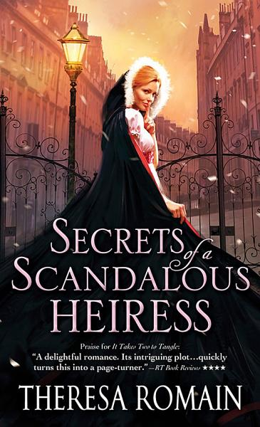 Download Secrets of a Scandalous Heiress Book