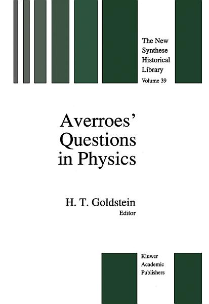 Download Averroes    Questions in Physics Book