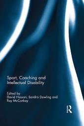 Sport, Coaching and Intellectual Disability