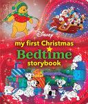 My First Disney Christmas Bedtime Storybook PDF