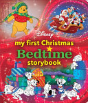 My First Disney Christmas Bedtime Storybook