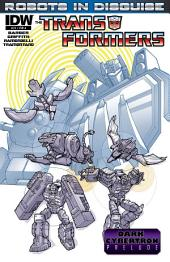 Transformers: Robots in Disguise #21