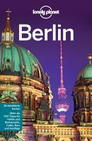 Lonely Planet Reisef  hrer Berlin PDF
