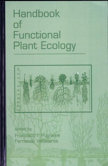 Handbook of Functional Plant Ecology PDF