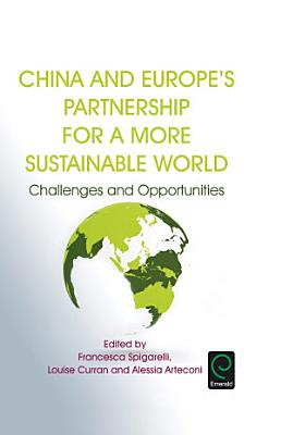 China and Europe   s Partnership for a More Sustainable World