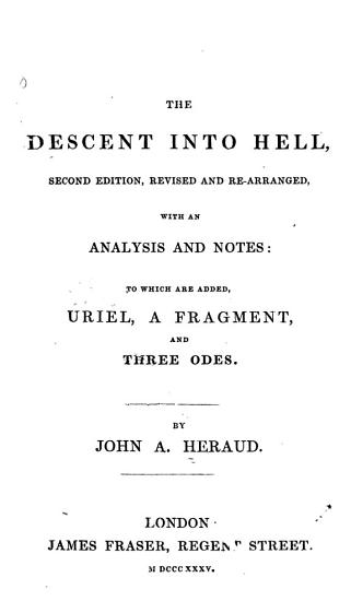 The Descent Into Hell PDF