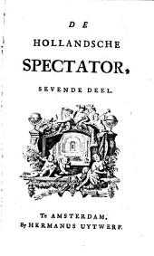 De Hollandsche spectator: Volumes 7-8