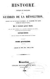 Campagnes de 1800-1803. 1840