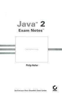 Java 2 Exam Notes  Programmer s Exam  PDF