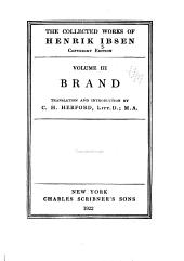 The Collected Works of Henrik Ibsen: Volume 3