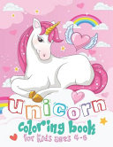 Unicorn Coloring Book for Kids Ages 4 8  Cute Little Unicorns for Toddler  Fun Early Learning and Relaxation PDF