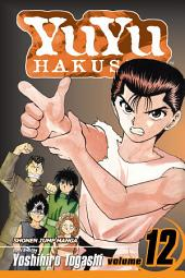 YuYu Hakusho, Vol. 12: The Championship Match Begins!!