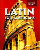 Latin for Americans Level 1  Student Edition PDF