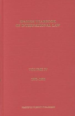 Spanish Yearbook of International Law PDF