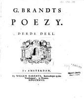 G. Brands Poëzy: verçiert met kopere platen, Volume 3