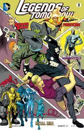 Legends of Tomorrow Anthology (2016-) #3