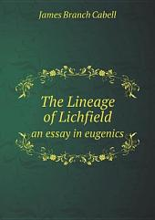 The Lineage of Lichfield