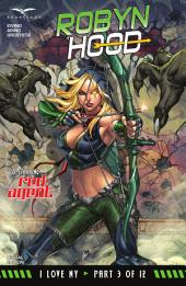 Robyn Hood I Love NY: Issue #3 Red Apple