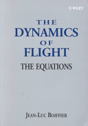 The Dynamics of Flight, The Equations