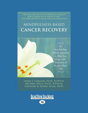Mindfulness Based Cancer Recovery PDF