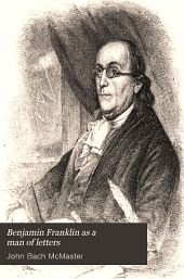 Benjamin Franklin as a Man of Letters