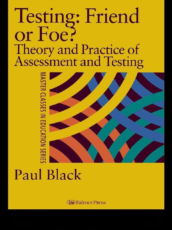 Testing: Friend or Foe?