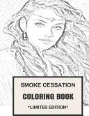 Smoke Cessation Coloring Book
