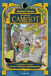 10. La Carlota i el misteri de les turqueses empolsegades