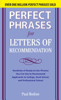 Perfect Phrases for Letters of Recommendation PDF