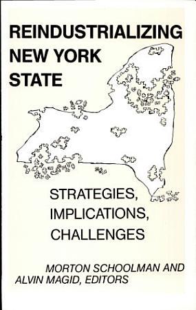 Reindustrializing New York State PDF