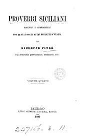 Biblioteca delle tradizioni popolari siciliane, per cura di G. Pitrè: Volume 11