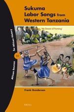 Sukuma Labor Songs from Western Tanzania