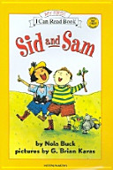 Sid and Sam (MY FIRST I Can Read Book) (교재+TAPE 1개)