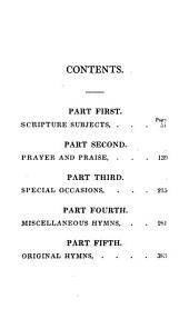 The Christian Psalmist, Or Hymns, Selected and Original: With an Introductory Essay
