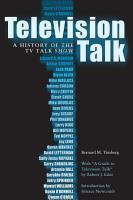 Television Talk PDF