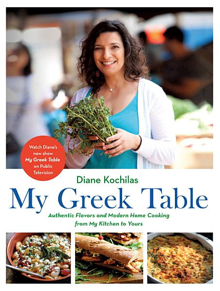 Download My Greek Table Book
