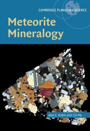 Meteorite Mineralogy PDF