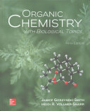 Organic Chemistry with Biological Topics PDF
