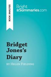 Bridget Jones s Diary by Helen Fielding  Book Analysis  PDF